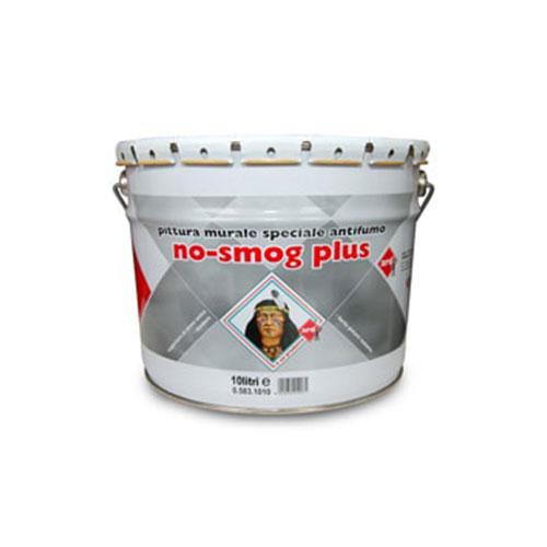 No-smog plus - Pittura murale antifumo - Edil Arredi